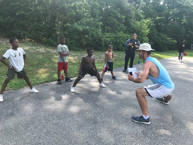 Free Summer Sports Clinic